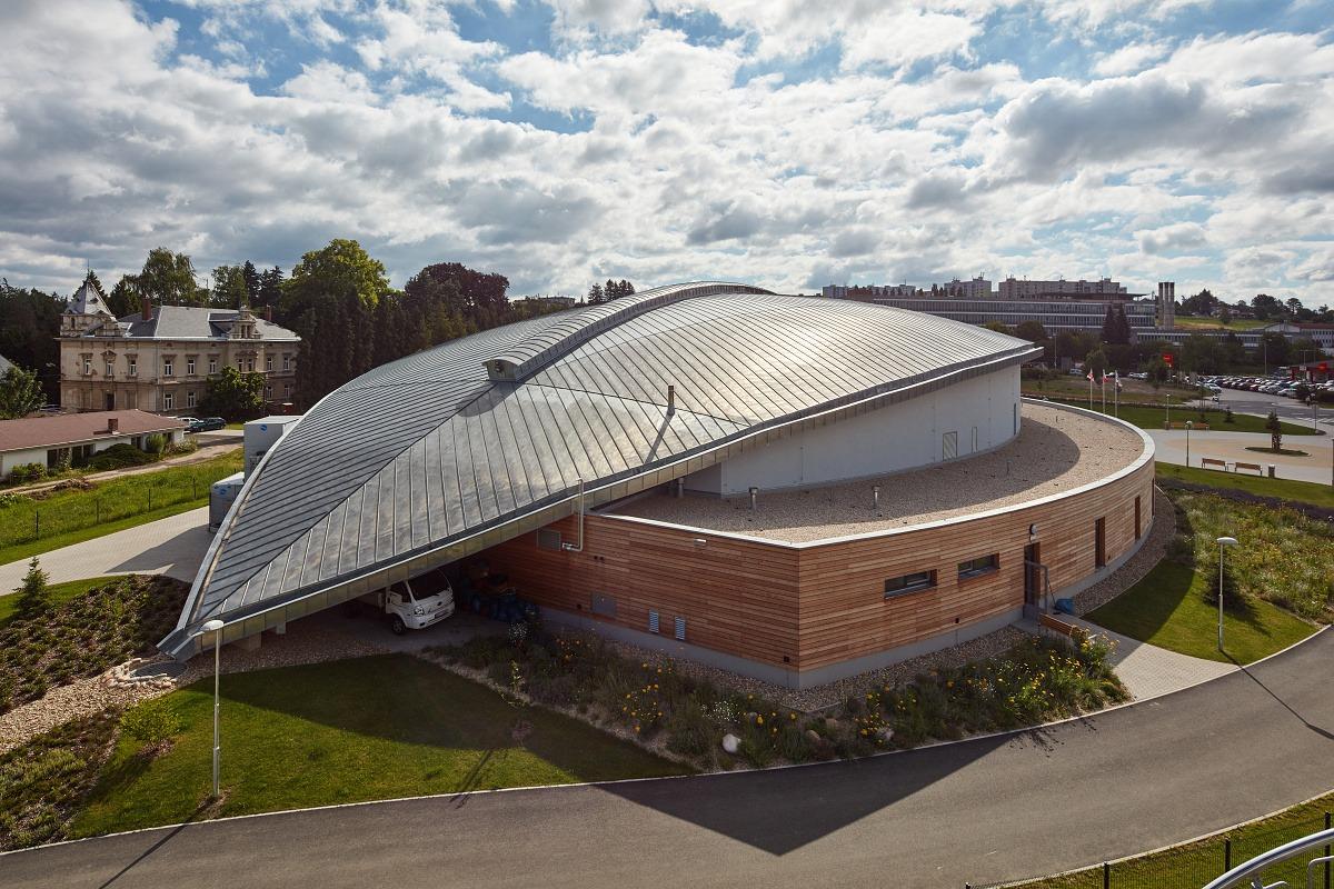 Sportovní a rekreační areál Turnov